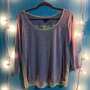 American Eagle Outfitters 3/4 Sleeve